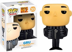 Funko POP! Despicable Me 2 Vinyl Figure Gru
