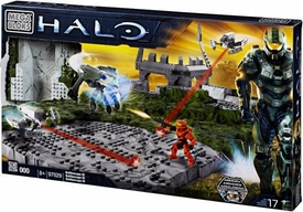 Halo Wars Mega Bloks Set #97029 Halo Battlescape 3