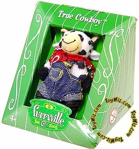Furryville Collectible Single Figure True Cowboy