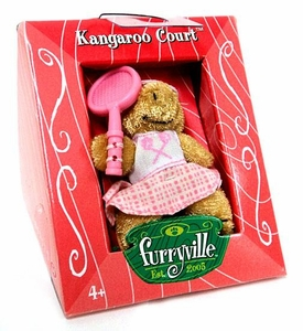 Furryville Collectible Single Figure Kangaroo Court