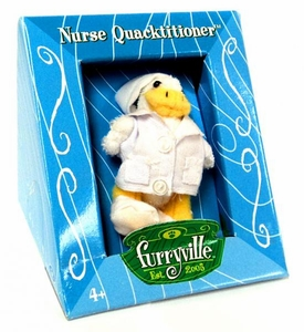 Furryville Collectible Single Figure Nurse Quacktitioner