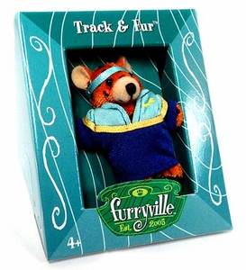 Furryville Collectible Single Figure Track & Fur