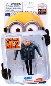 Despicable Me 2 Poseable 3 Inch Action Figure Gru