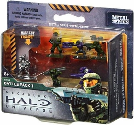 Halo Universe Mega Bloks Set #97034 Battle Pack 1