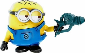 Despicable Me 2 Battle Pods Loose 1 Inch Micro Figure #36 Blaster Jerry