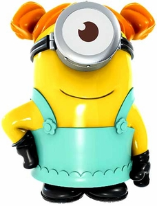 Despicable Me 2 Battle Pods Loose 1 Inch Micro Figure #23 Mall Girl Stuart Pre-Order ships April