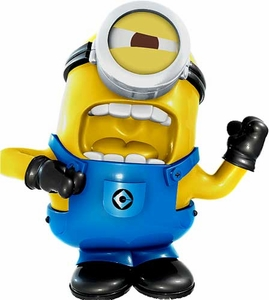 Despicable Me 2 Battle Pods Loose 1 Inch Micro Figure #28 Ninja Stuart