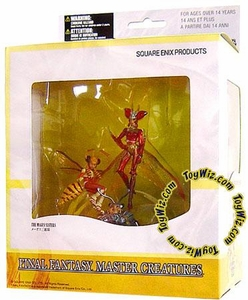 Final Fantasy Master Monster Creature Collection Series 1 PVC Arts Figure The Magus Sisters
