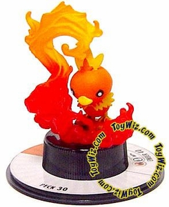 Pokemon Next Quest Trading Miniature Game Single Figure Uncommon #21 Torchic