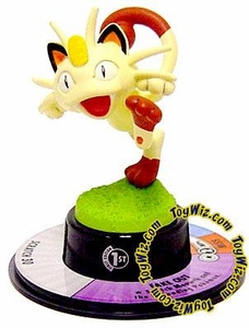 Pokemon Next Quest Trading Miniature Game Single Figure Rare #11 Meowth
