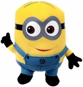 Despicable Me 2 Plush 7 Inch Figure Minion Dave BLOWOUT SALE!