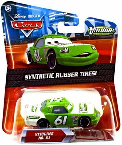 Disney / Pixar CARS Movie Exclusive 1:55 Die Cast Car with Synthetic Rubber Tires Vitoline
