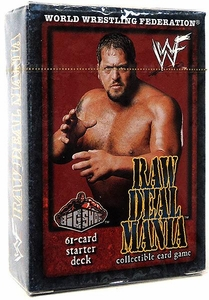 WWE Raw Deal Mania Starter Deck Big Show