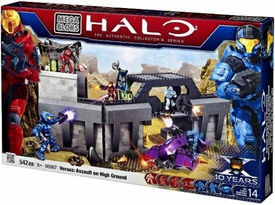 Halo Mega Bloks Exclusive Set #96967 Versus: Assault on High Ground