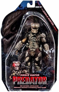 NECA Predator Movie Series 8 Action Figure Jungle Hunter [Improved Articulation]