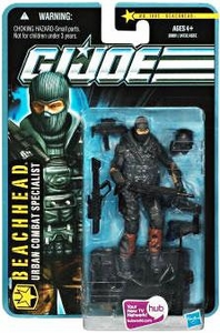 GI Joe Pursuit of Cobra 3 3/4 Inch Action Figure City Strike Beachhead [Urban Combat Specialist]