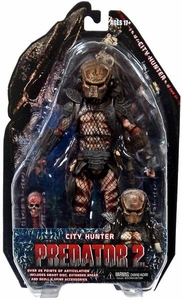 NECA Predator Movie Series 7 Action Figure City Hunter [Masked]