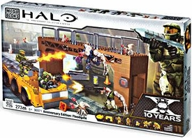 Halo Mega Bloks Exclusive Set #96971 Anniversary Edition: Floodgate