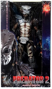 NECA Predator 2 Quarter Scale Action Figure Guardian Predator