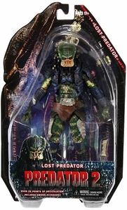 NECA Predator 2 Movie Series 6 Action Figure Lost Predator