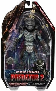 NECA Predator 2 Movie Series 6 Action Figure Warrior Predator