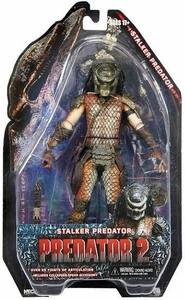 NECA Predator 2 Movie Series 5 Action Figure Stalker Predator