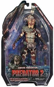 NECA Predator 2 Movie Series 5 Action Figure Snake Predator