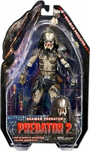 NECA Predator 2 Movie Series 4 Action Figure Shaman Predator