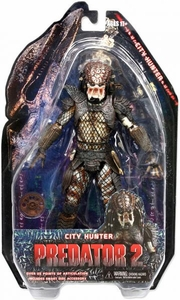 NECA Predator 2 Movie Series 4 Action Figure City Hunter Predator