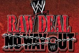 WWE Raw Deal Card Game No Way Out Booster Pack