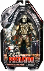 NECA Predators 2010 Movie Series 3 Action Figure Classic Predator [Masked]