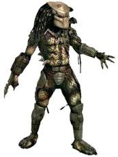 NECA Predator Movie Quarter Scale Action Figure Classic Original Predator {HELMETED}