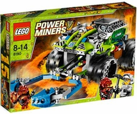 LEGO Power Miners Set #8190 Claw Catcher