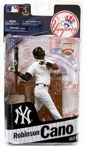 McFarlane Toys MLB Sports Picks 2011 Elite Series Action Figure Robinson Cano (New York Yankees)
