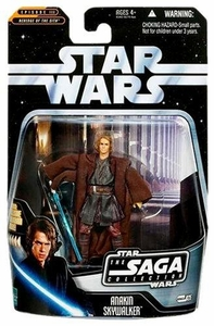 Star Wars 30th Anniversary Saga 2007 Legends Action Figure #14 Darth Vader [Anakin Skywalker]