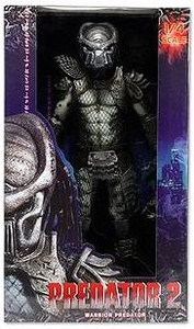 NECA Predator 2 Quarter Scale Action Figure Warrior Predator