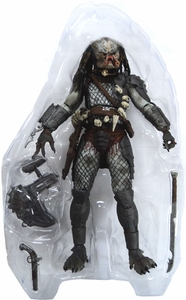 NECA Predators 2010 Movie Series 3 Action Figure Elder Predator No Package! LOOSE Mint Figure!