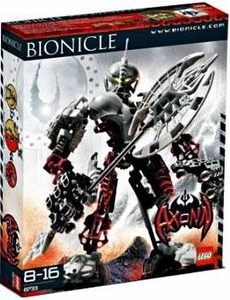 LEGO Bionicle Set #8733 Axonn