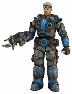 NECA Gears of War Judgment Series 1 Action Figure Damon Baird