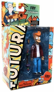 Futurama Toynami Encore Series 2 Action Figure Fry