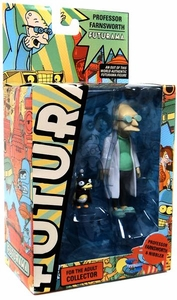 Futurama Toynami Encore Series 2 Action Figure Professor Farnsworth