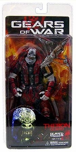 NECA Gears of War Series 2 Action Figure Theron Guard