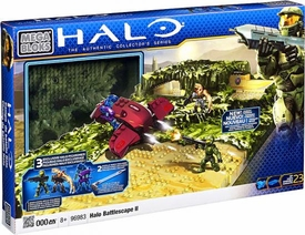 Halo Wars Mega Bloks Set #96983 Halo Battlescape 2