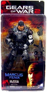 NECA Gears of War Series 3 Action Figure Marcus Fenix [GoW2 Version]
