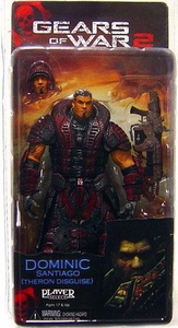 NECA Gears of War Series 4 Action Figure Dom [Theron Guard Disguise]