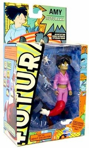 Futurama Toynami Series 6 Action Figure Amy Wong BLOWOUT SALE!