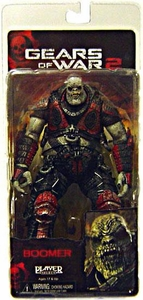 NECA Gears of War Series 5 Action Figure Boomer [Locust]