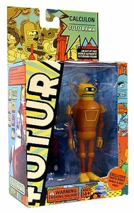 Futurama Toynami Series 5 Action Figure Calculon