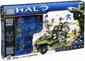 Halo Wars Mega Bloks Exclusive Set #96916 Covenant Strike