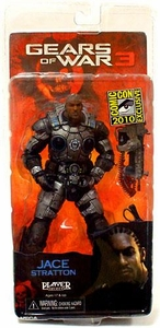 NECA Gears of War 2010 SDCC San Diego Comic-Con Exclusive Action Figure Jace Stratton
